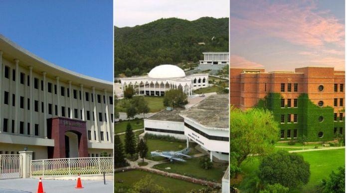 Best 10 Universities of Pakistan - Top Ranked