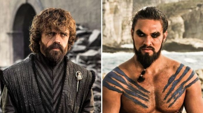 Jason Momoa and Peter Dinklage teaming up for Good Bad & Undead - Vampire Movie