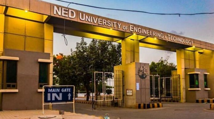 NED University to hold Bachelor's Entry Tests Online