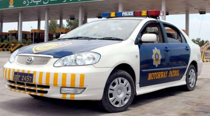 Motorway Police Introduced First Online Courses For Traning Of Officers
