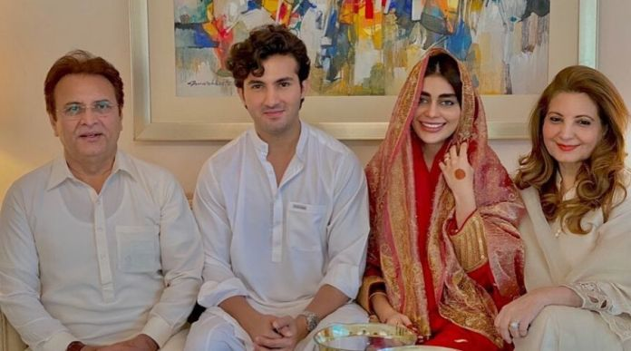 Sadaf Kanwal got married to Shehroze Sabzwari (Pictures) Confirmed