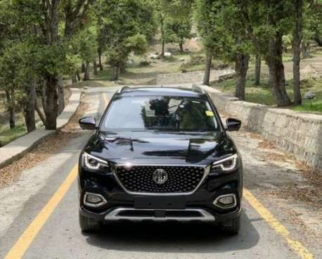 World Number Electric Car Manufacturer MG Will Launch Electric Car in Pakistan