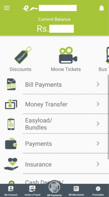 bill payments easy paisa how to open account