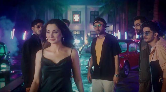 Asim Azhar's new song video 'Tum Tum' trends for Hania Aamir appearance