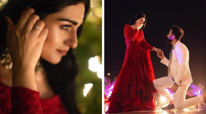 Sarah Khan to marry Falak Shabir today in a Private Ceremony