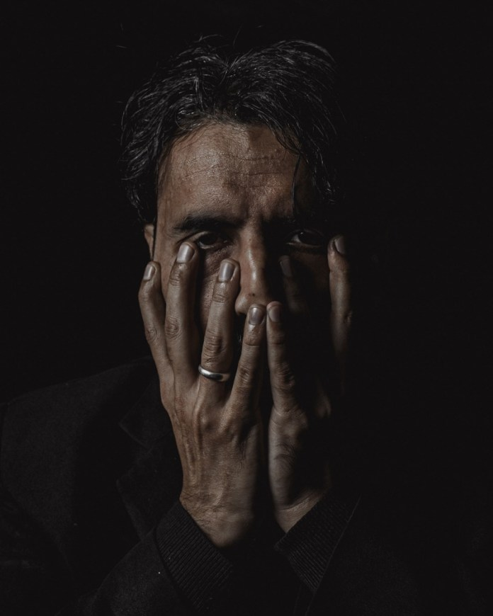 Despair by Irfan HUAWEI Photoshography