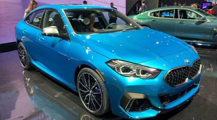 BMW Front Look
