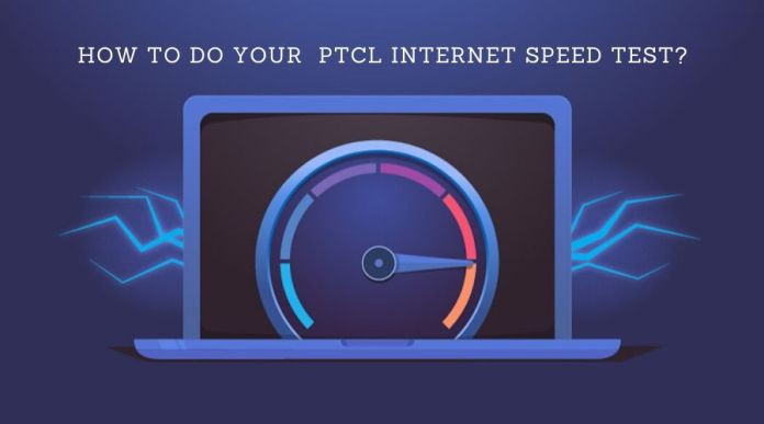 How to do PTCL Internet Speed-Test
