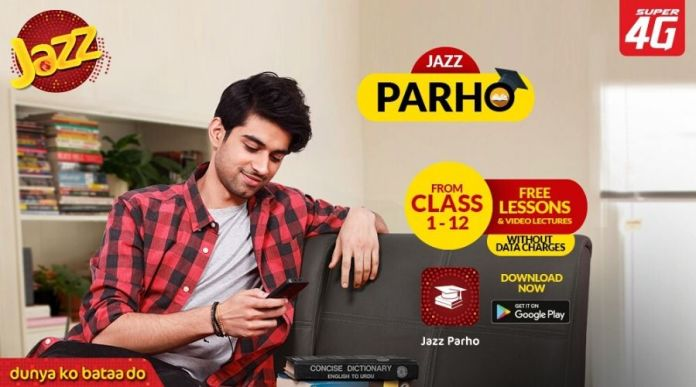 Jazz supports distance learning with 'Jazz Parho' Campaign
