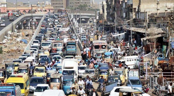 Karachi, Mumbai ranked in world's worst cities for Road Rage