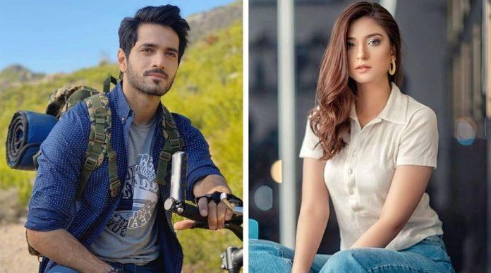 Ramsha Khan and Wahaj ali new drama Ghissi Pitti Mohabbat
