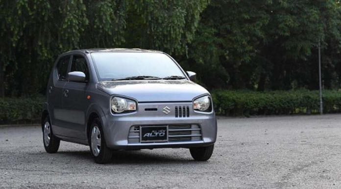 Suzuki Alto VXR Price in Pakistan gets a major Increase