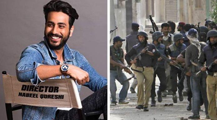 Nabeel Qureshi to Make a Web Series on Lyari Gang War