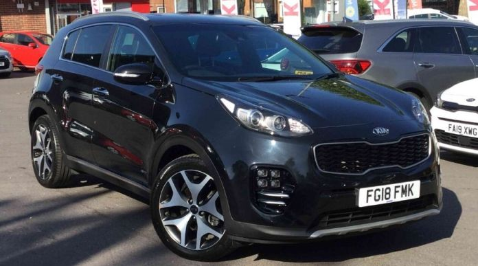 KIA Sportage LX Specification, Features and price in Pakistan