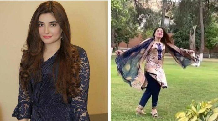 Pashto Singer, Gul Panra in news for her Viral TikTok videos