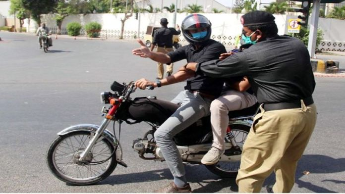 Pillion riding banned by Sindh Govt on Muharram 9, 10