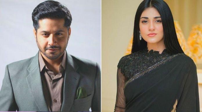 Sarah Khan, Imran Ashraf to star in upcoming drama 'Raqs-e-Bismil'