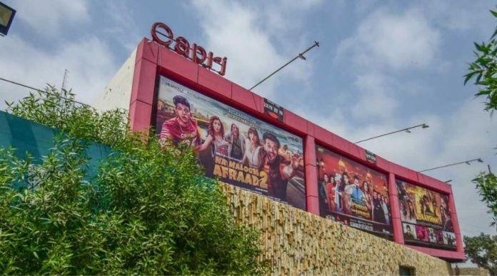 Capri Cinema in Karachi resumes screening movies after lock-down ends