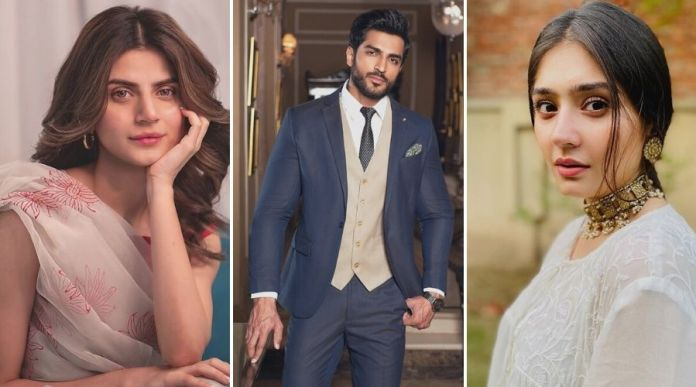 Bharas: Cast, OST Song, Story and Timing Starring Omer Shahzad, Zubab Rana, Dur-e-Fishan Saleem