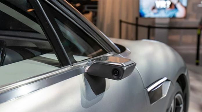 Sony Vision-S side mirrors