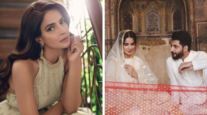 Saba Qamar to direct a Music Video for the First time