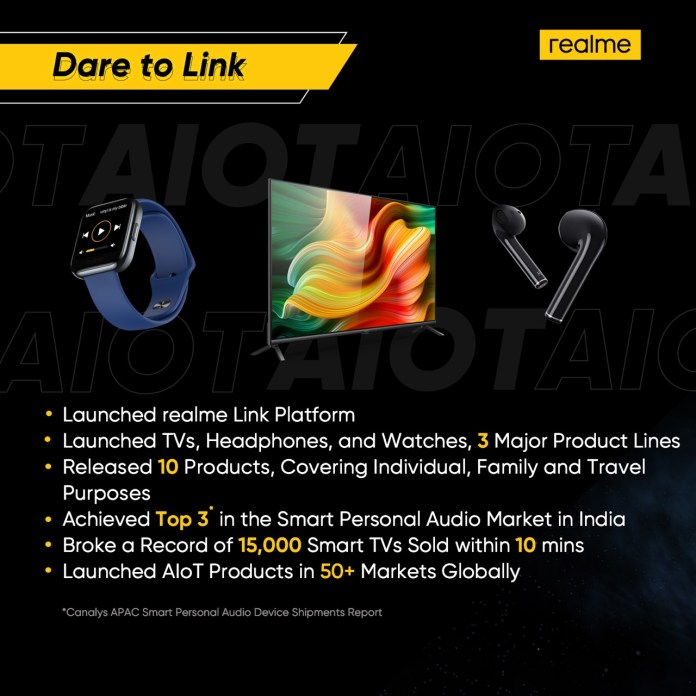 realme-dare to link 2