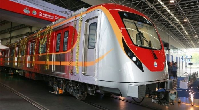 Punjab Govt fixed Rs 40 Fare for Orange Line Metro Train