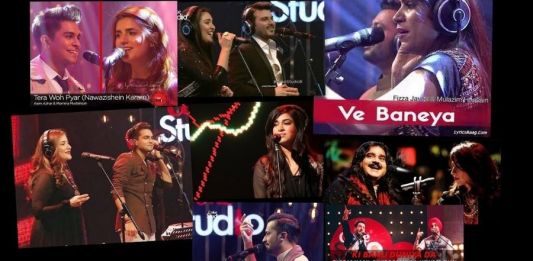 Top 10 Best Pakistani Coke Studio Songs of All Time