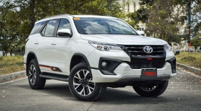 Toyota finally Launches Fortuner TRD in Pakistan