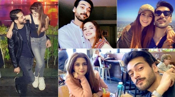 Aima Baig finally confirms Relationship with Shehbaz Shigri