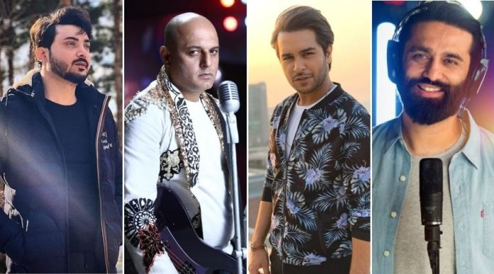 Asim Azhar, Ali Azmat, Ali Noor & Ali Hamza to release Defence and Martyrs Day Song on 6th September