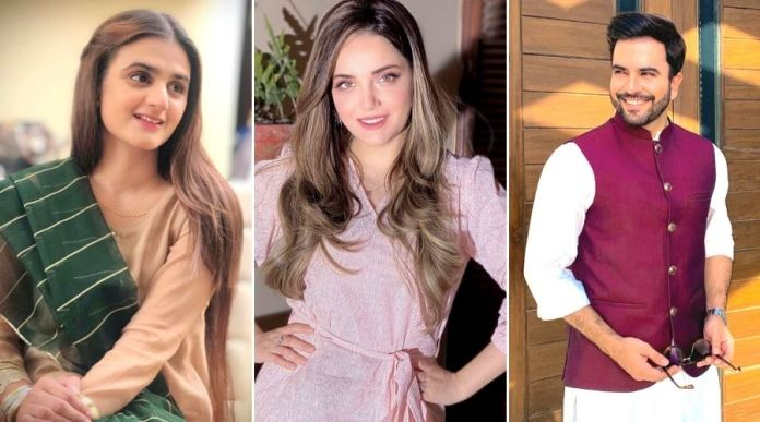 Armeena Khan to make a comeback in her Acting Career with New project alongside Hira Mani, Junaid Khan