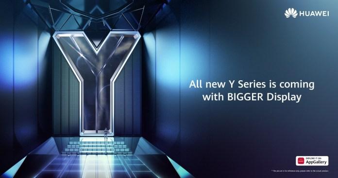 Huawei Y series Super display