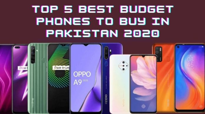 Top 5 Best Budget Phones to Buy in Pakistan 2020