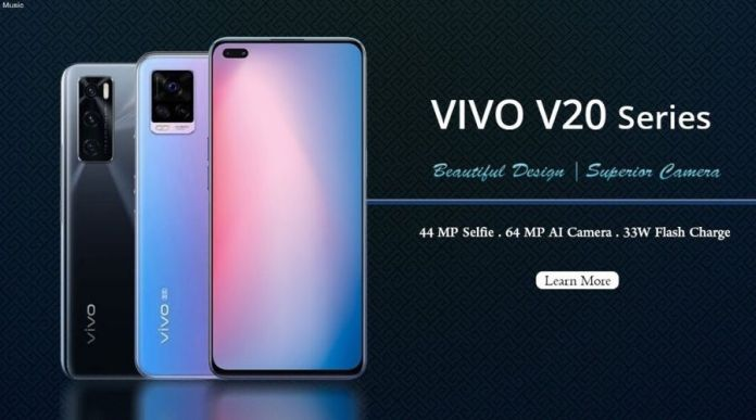 Vivo V20 Price in Pakistan: Specs, Features & Launch