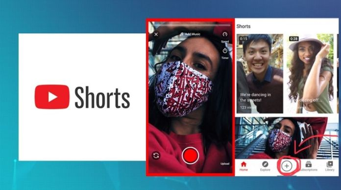instagram alternative YouTube Shorts