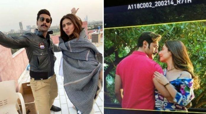 Quaid e Azam Zindabad BTS revealed Starring Mahira Khan, Fahad Mustafa
