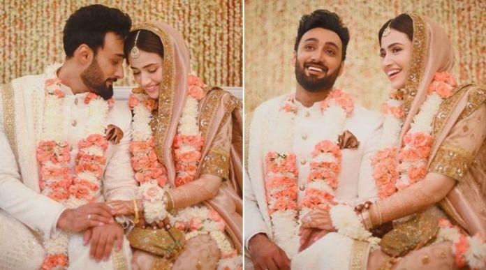 Sana Javed and Umair Jaswal gets married