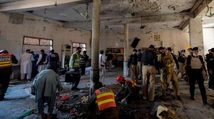 Peshawar Blast in Madrasa: 7 killed, over 100 injured