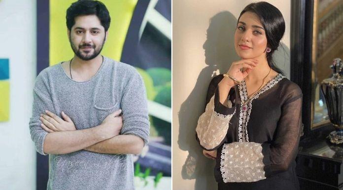 Raqs e Bismil Drama Cast, First Look Starring Sarah Khan, Imran Ashraf