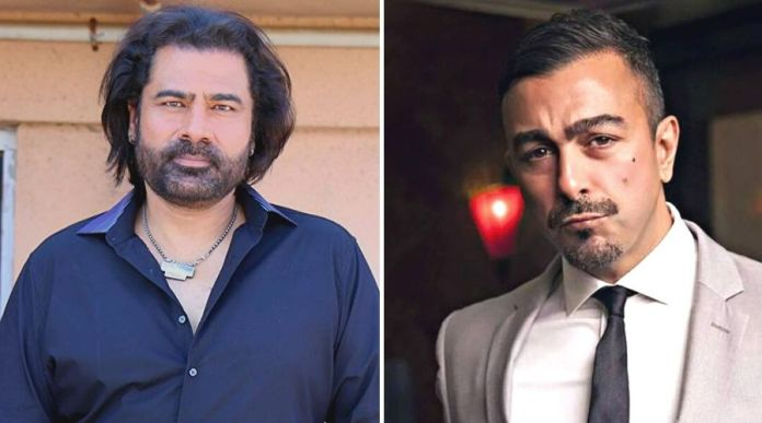 Shaan Shahid, Shafqat Amanat Ali making a Patriotic Song for Pakistan