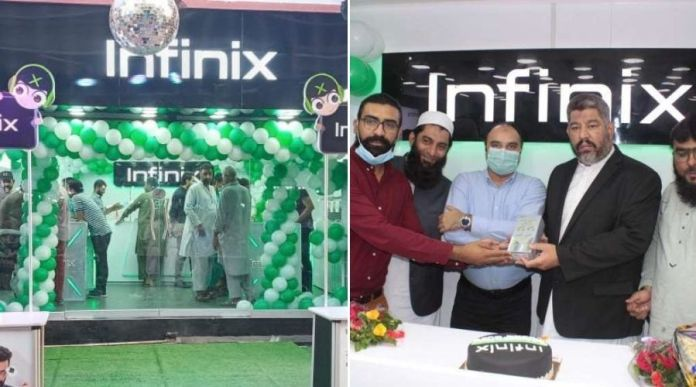 Infinix Pakistan First Official Store Launched in Karachi
