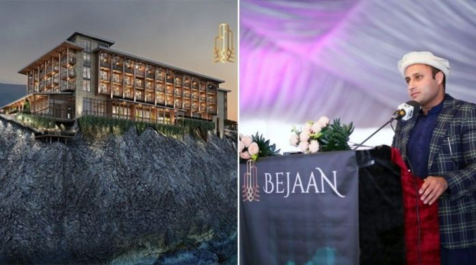 Chitral's First Ever 5 Star Hotel 'Bejaan' to be Built Soon