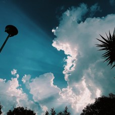 Huawei Y8a sky Photographs