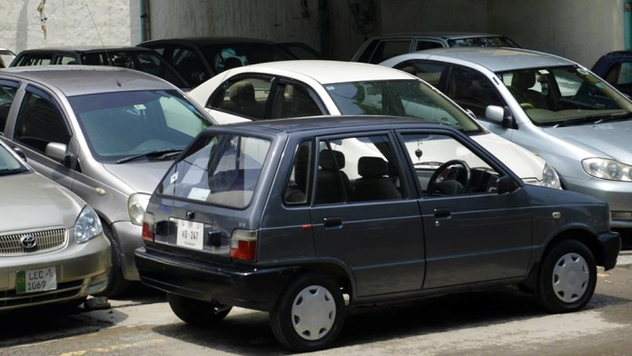 Top 10 Most Affordable Cars Available in Pakistan