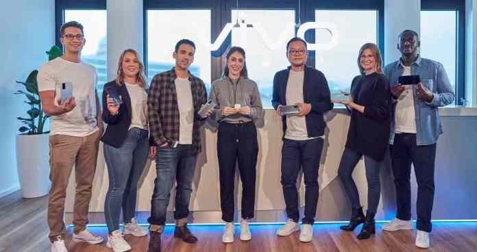 vivo expands business in europe