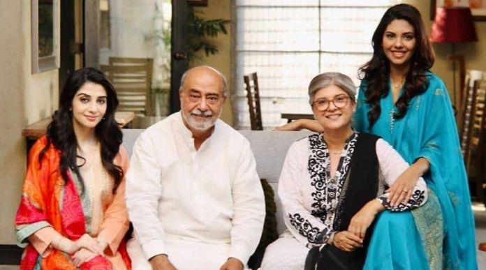Aulaad Drama: Cast,Story, Trailer Starring Sunita Marshal, Hassan Niazi