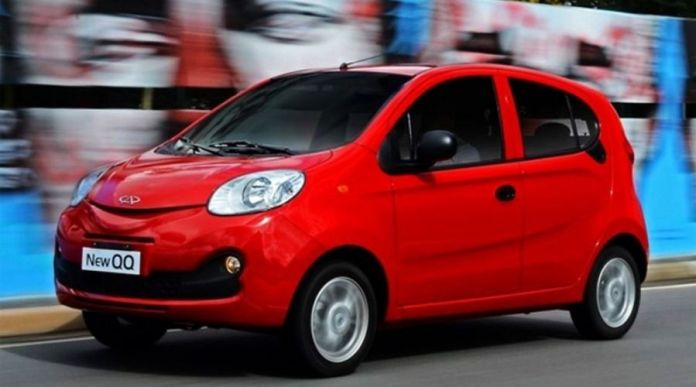 Cherry QQ to be Revived by United Motors in Pakistan