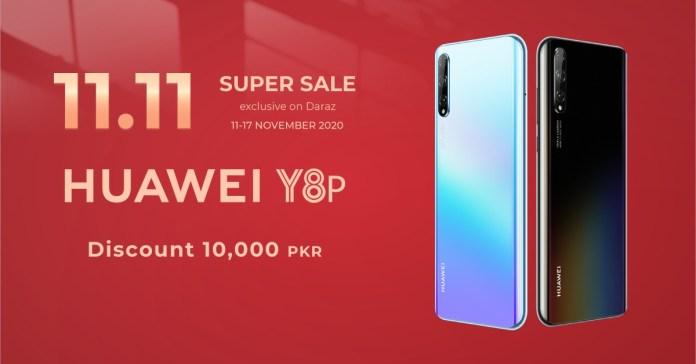 Huawei Y8p Sale on Daraz