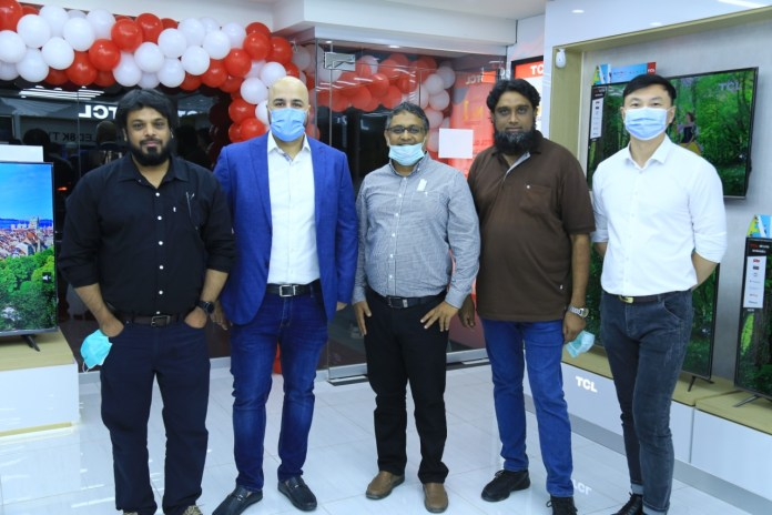tecl pakistan first flagship in karachi
